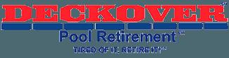 Deckover Pool Retirement Logo