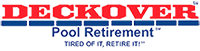 Deckover Pool Retirement Logo