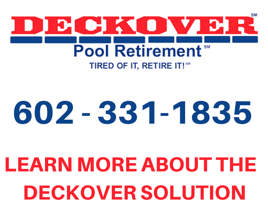 Learn more about the decokover solution by calling 602-331-1835